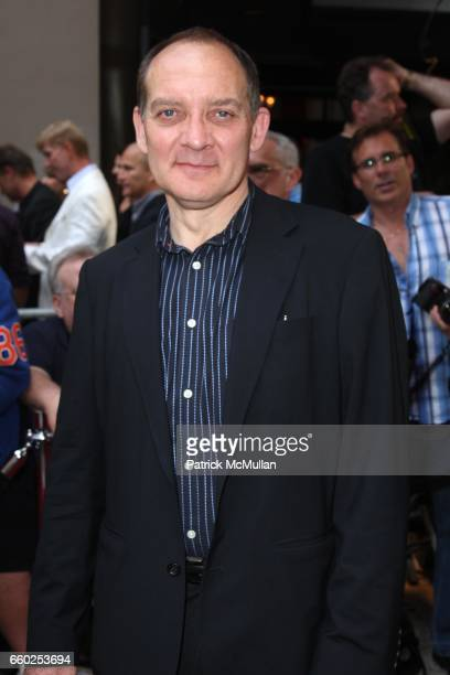 Zach Grenier attends The World Premiere of SHOWTIME'S New Comedy Series NURSE JACKIE at Director's Guild of America on June 2 2009 in New York