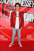 Zach Hennessey's 15th Birthday Party In Support Of...