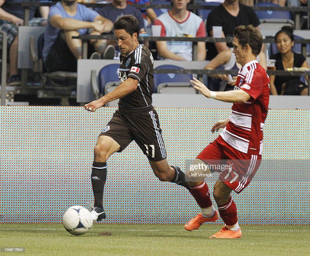 FC Dallas v Vancouver Whitecaps
