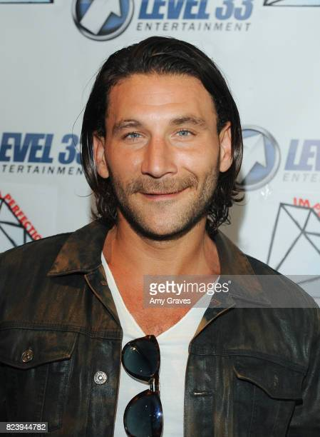 Zach McGowan attends the Premiere Of Level 33 Entertainment's 'Imperfections' at the Laemmle Monica Film Center on July 27 2017 in Santa Monica...