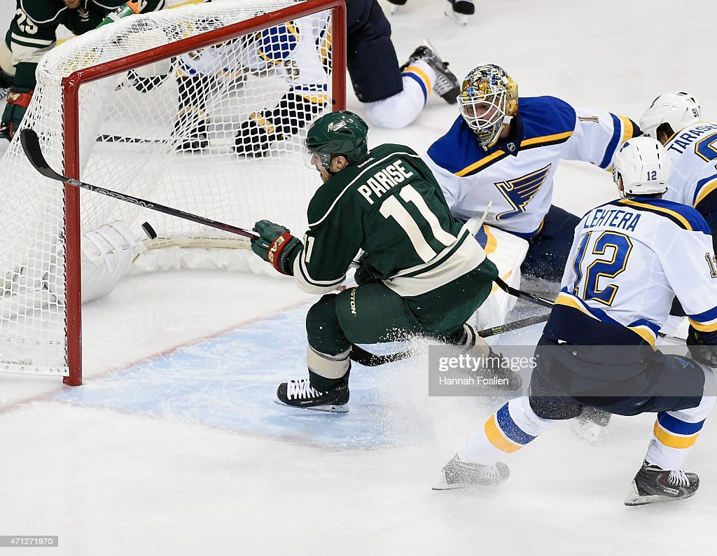 St Louis Blues v Minnesota Wild - Game Six