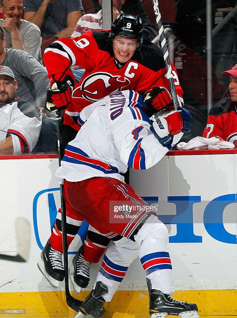 New York Rangers v New Jersey Devils - Game Three