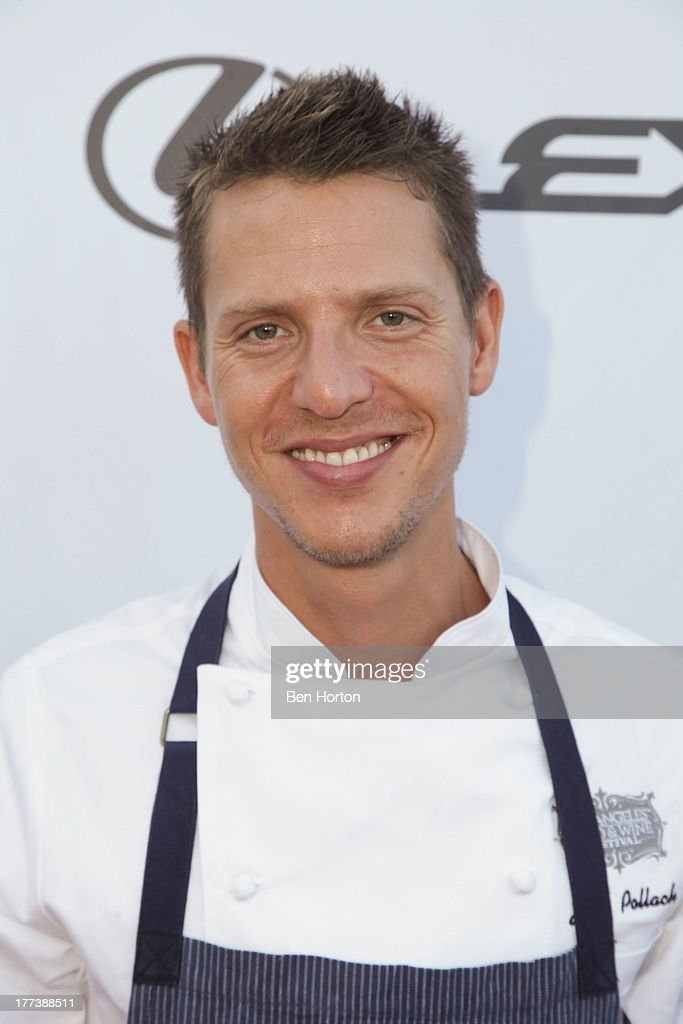 Zach Pollack attends the Festa Italiana with Giada de Laurentiis opening night celebration of the third annual Los Angeles Food & Wine Festival on August 22, 2013 in Los Angeles, California.