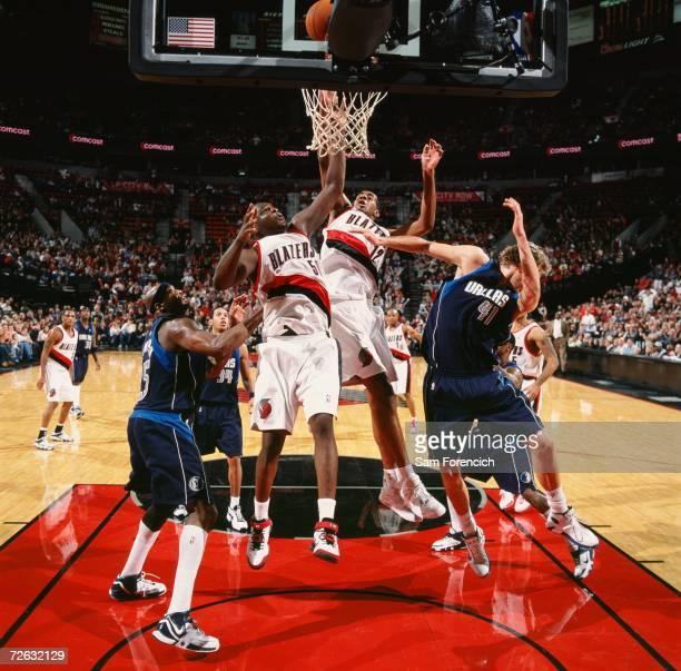 Zach Portland Trail Blazers: Zach Randolph Basketball Player Stock Photos And Pictures