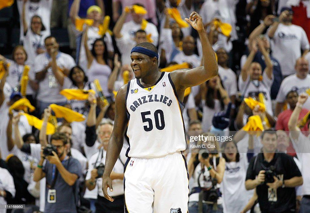 Oklahoma City Thunder v Memphis Grizzlies - Game Six