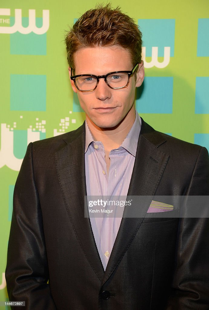 Zach Roerig attends the CW Network's 2012 Upfront at The London Hotel on May 17, 2012 in New York City.