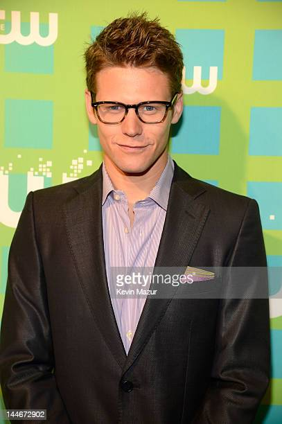 Zach Roerig attends the CW Network's 2012 Upfront at The London Hotel on May 17 2012 in New York City