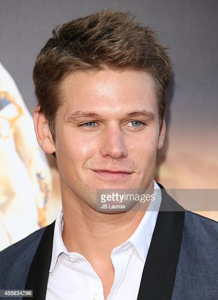 Zach Roerig attends the 'Field Of Lost Shoes' Los Angeles premiere at the Regency Village Theatre on September 17 in Westwood California