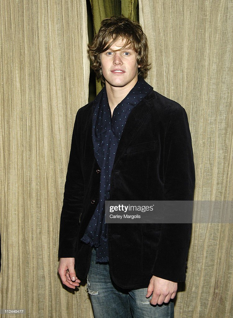 Zach Roerig of 'As The World Turns' during Martha Byrne Celebrates the Release of Her Album 'The Other Side' at