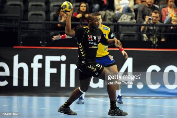 Zacharia N DIAYE Chambery / Vive Targi Kielce Ligue des Champions Phare Chambery