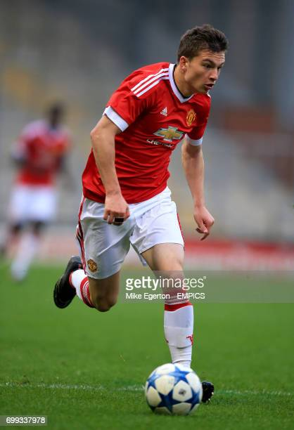 Zachary Dearnley Manchester United