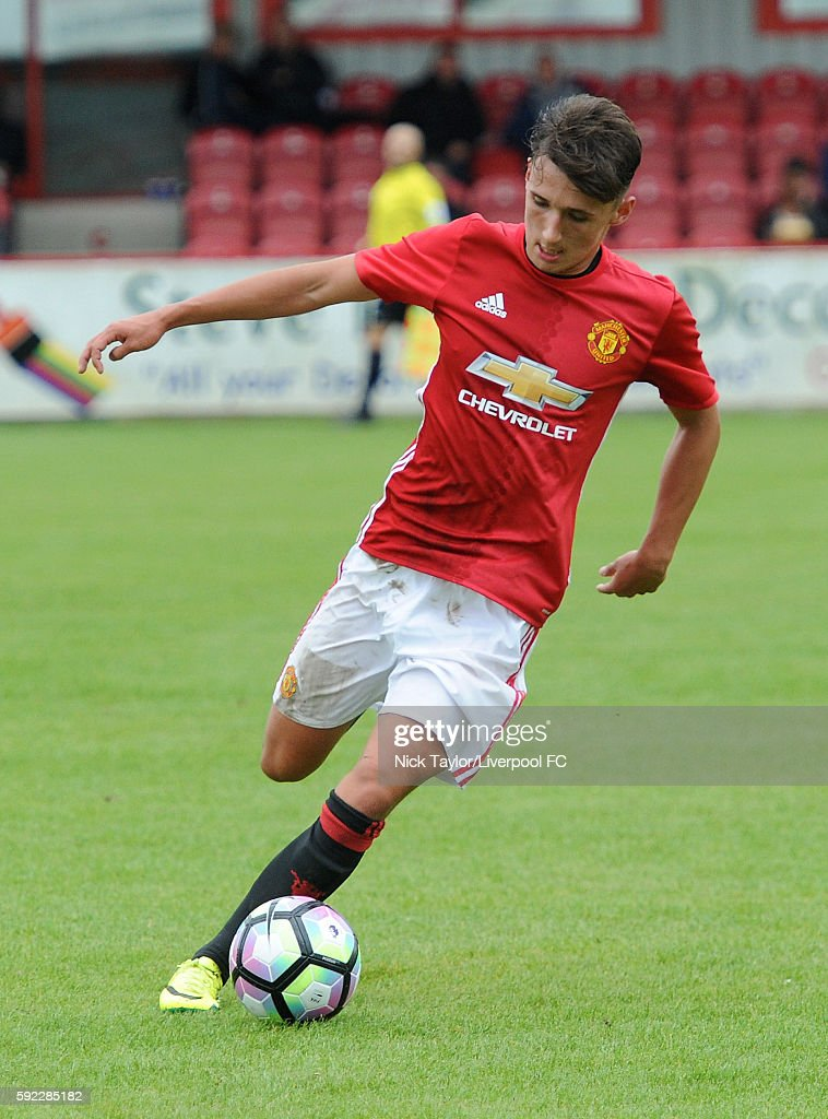 Manchester United v Liverpool: U18 Premier League : News Photo