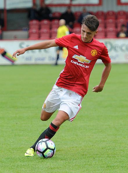 Manchester United v Liverpool: U18 Premier League : News Photo