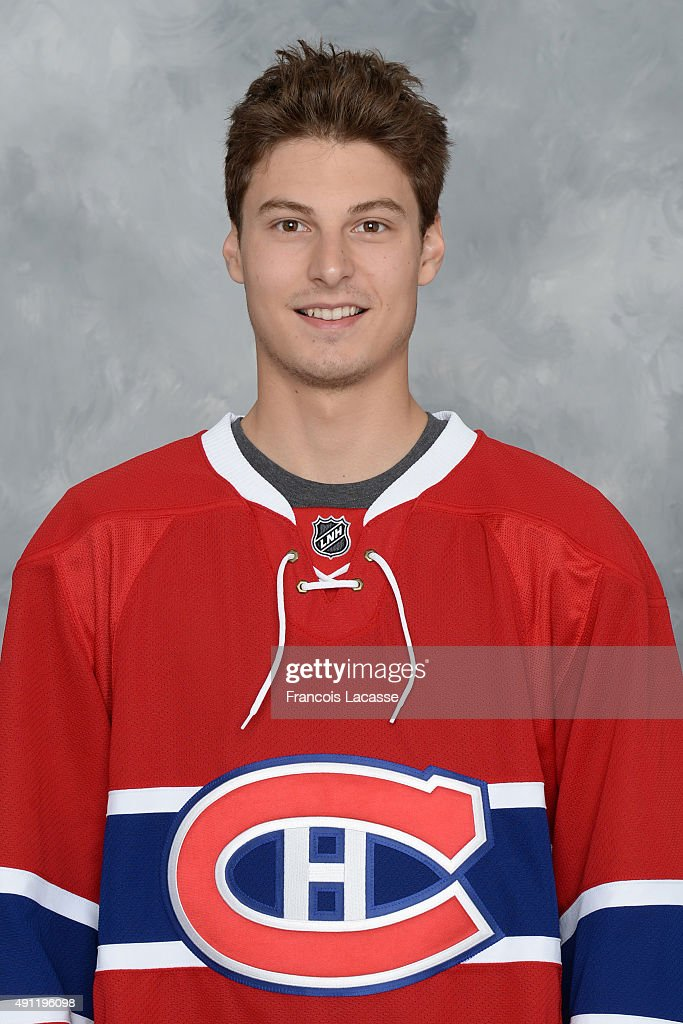 <a gi-track='captionPersonalityLinkClicked' href=/galleries/search?phrase=Zachary+Fucale&family=editorial&specificpeople=9959699 ng-click='$event.stopPropagation()'>Zachary Fucale</a> of the Montreal Canadiens poses for his official headshot for the 2015-2016 season on September 17, 2015 at the Bell Sports Complex in Brossard, Quebec, Canada.