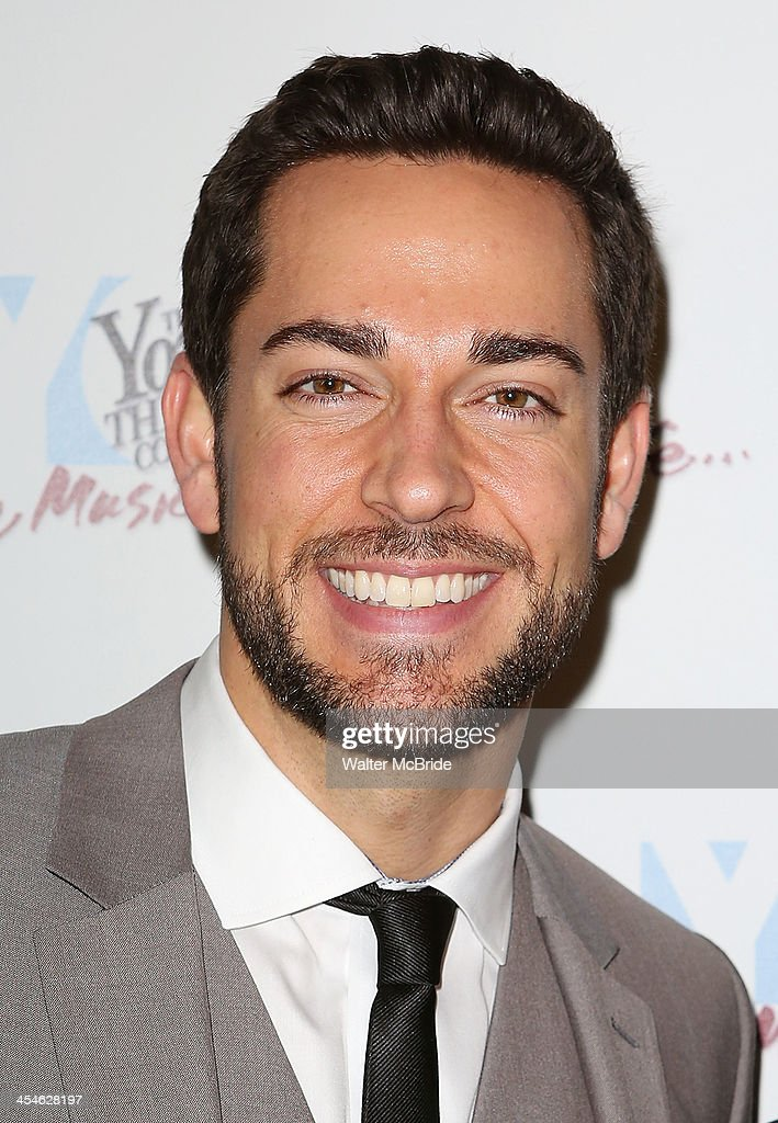 <a gi-track='captionPersonalityLinkClicked' href=/galleries/search?phrase=Zachary+Levi&family=editorial&specificpeople=242766 ng-click='$event.stopPropagation()'>Zachary Levi</a> attends the 22nd annual Oscar Hammerstein Award gala at The Hudson Theatre on December 9, 2013 in New York City.