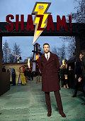 DC 'Shazam' Fun Fair - Photocall