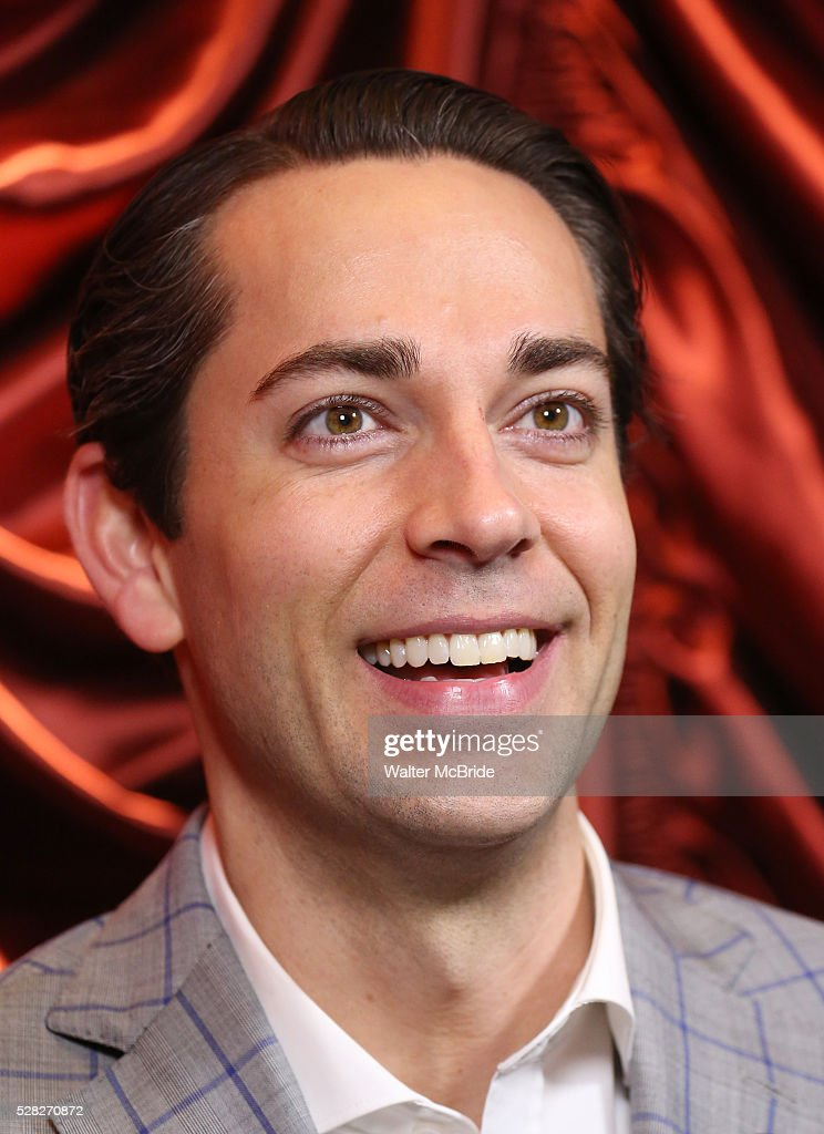 <a gi-track='captionPersonalityLinkClicked' href=/galleries/search?phrase=Zachary+Levi&family=editorial&specificpeople=242766 ng-click='$event.stopPropagation()'>Zachary Levi</a> during the 2016 Tony Awards Meet The Nominees Press Reception at the Paramount Hotel on May 4, 2016 in New York City.