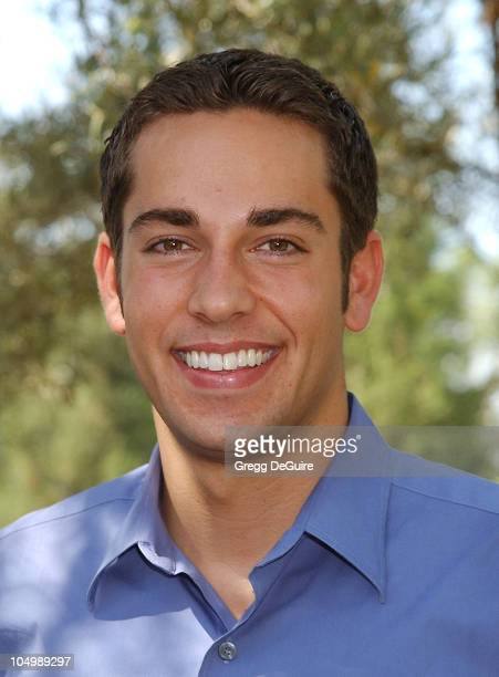 Zachary Levi of 'Less Than Perfect' during ABC Primetime Preview Weekend at Disney's California Adventure in Anaheim California United States