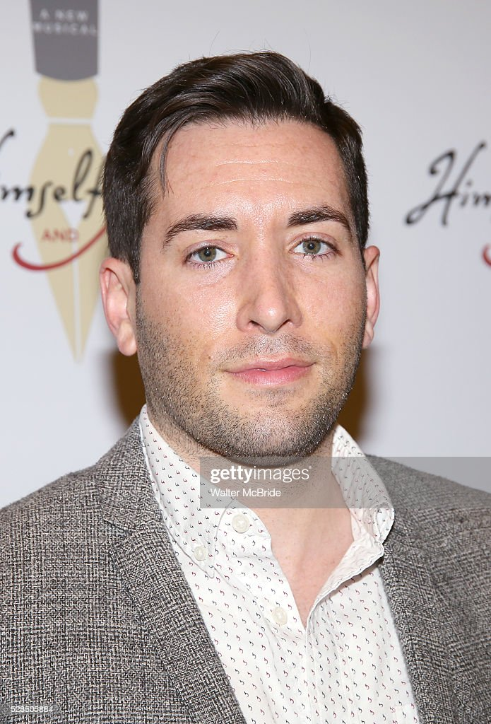 Zachary Prince during the 'Himself and Nora The Musical' - Press Preview at the Signature Theatre Rehearsal Studios on May 5, 2016 in New York City.