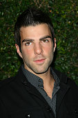 Zachary Quinto arrives at the 2007 Spike TV Scream Awards at The Greek Theater on October 19 2007 in Los Angeles California