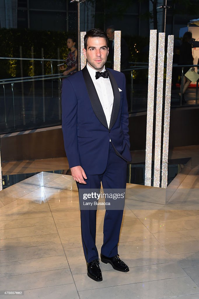 <a gi-track='captionPersonalityLinkClicked' href=/galleries/search?phrase=Zachary+Quinto&family=editorial&specificpeople=715956 ng-click='$event.stopPropagation()'>Zachary Quinto</a> attends the 2015 CFDA Fashion Awards at Alice Tully Hall at Lincoln Center on June 1, 2015 in New York City.