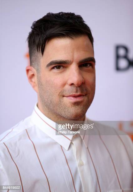 Zachary Quinto attends the 'Who We Are Now' premiere during the 2017 Toronto International Film Festival at Ryerson Theatre on September 9 2017 in...