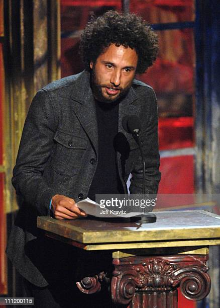 Zack de la Rocha of Rage Against the Machine inducts Patti Smith