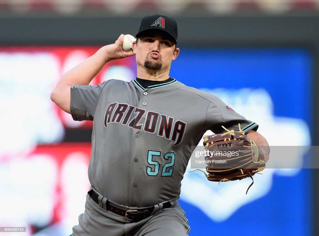 Arizona Diamondbacks v Minnesota Twins