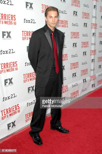 Zack Silva attend Screening Of FX's 'Terriers' at ArcLight Cinemas on September 7th 2010 in Hollywood California
