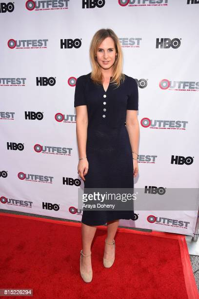 Zackary Drucker attends the 2017 Outfest Los Angeles LGBT Film Festival screening of Amazon's 'Transparent' Season 4 at Director's Guild Of America...