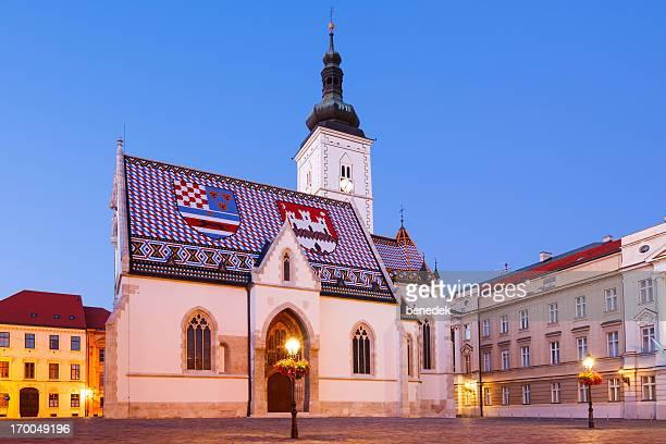 Zagreb, Kroatien