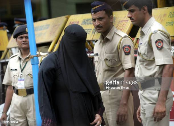 Zaibunnisa kazi was on Thursday sentenced to five years rigorous imprisonment for allowing to keep arms and ammunition at her house by gangster Abu...