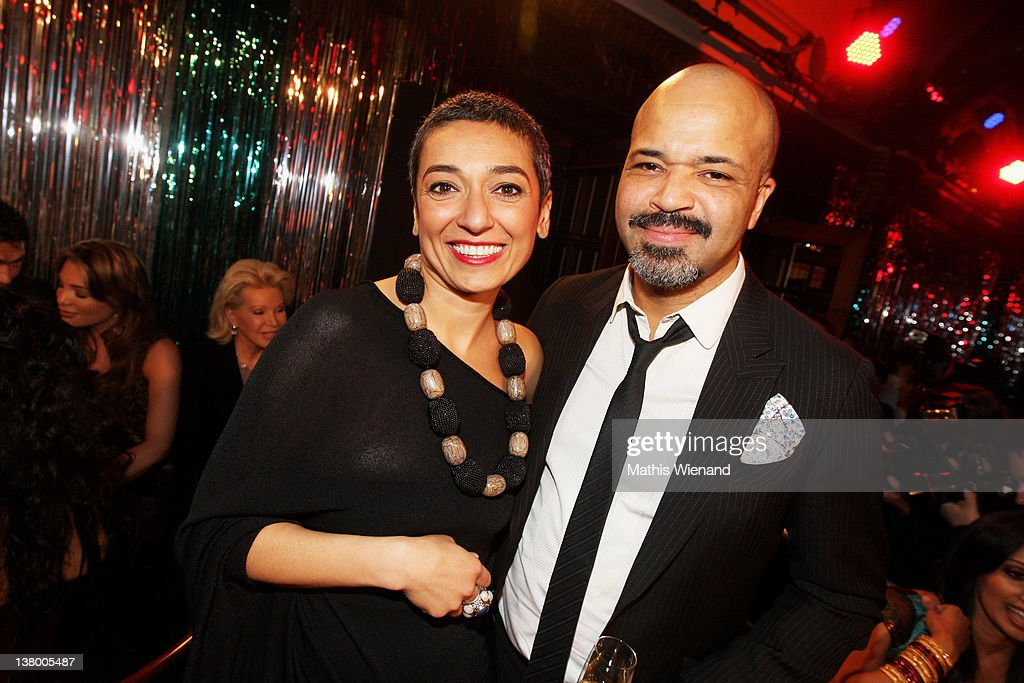 <a gi-track='captionPersonalityLinkClicked' href=/galleries/search?phrase=Zainab+Salbi&family=editorial&specificpeople=2151397 ng-click='$event.stopPropagation()'>Zainab Salbi</a> and <a gi-track='captionPersonalityLinkClicked' href=/galleries/search?phrase=Jeffrey+Wright&family=editorial&specificpeople=210851 ng-click='$event.stopPropagation()'>Jeffrey Wright</a> attend the 'Lambertz Monday Night' on January 30, 2012 in Cologne, Germany.