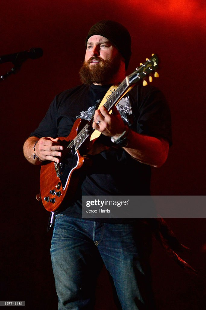 Zak Brown performs at the 2013 Stagecoach Country Music Festival at The Empire Polo Club on April 28, 2013 in Indio, California.