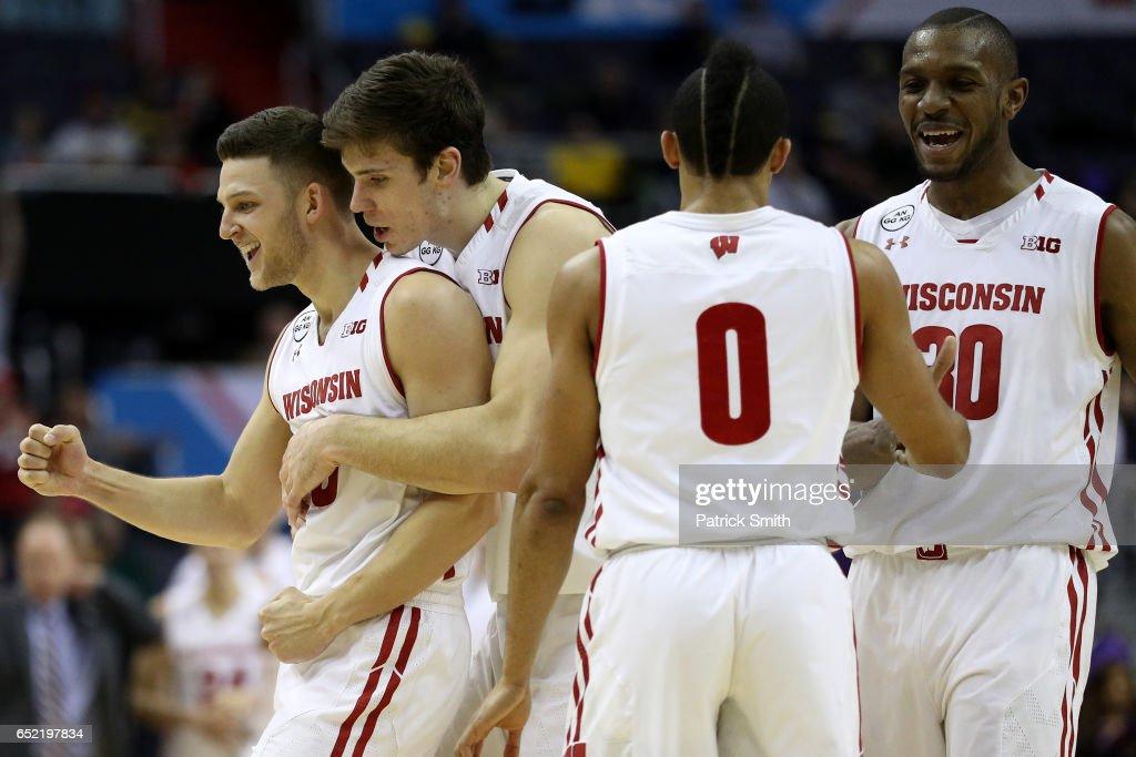 Big Ten Basketball Tournament - Semifinals