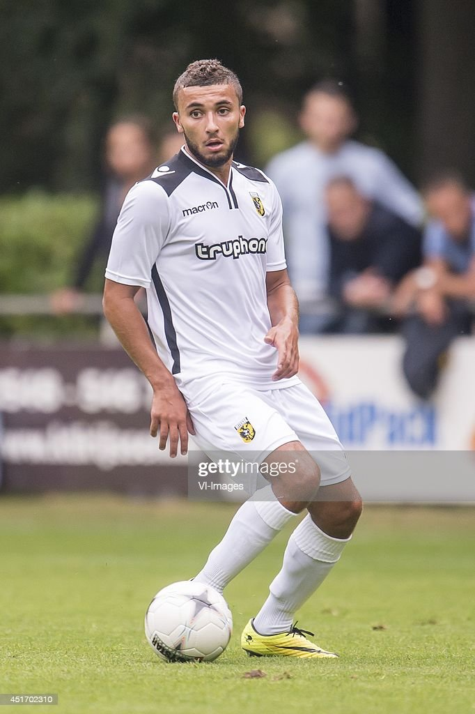 Zakaria Labyad of Vitesse during the friendly match between Vitesse and Cercle Brugge on July 4, 2014 at Sportpark Loenermark at Loenen, The Netherlands.