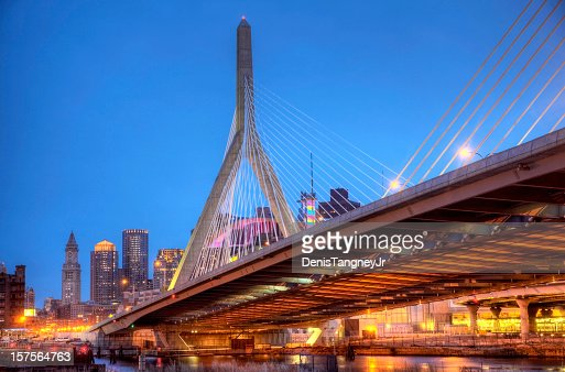 Zakim Bunker Hill Memorial Bridge