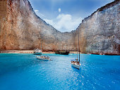 Zakinthos island