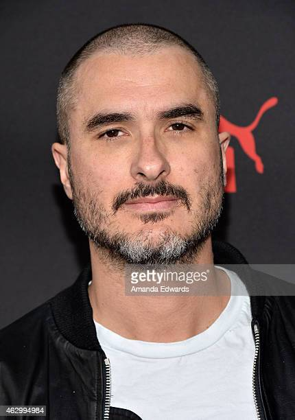 Zane Lowe arrives at the Roc Nation Grammy Brunch 2015 on February 7 2015 in Beverly Hills California