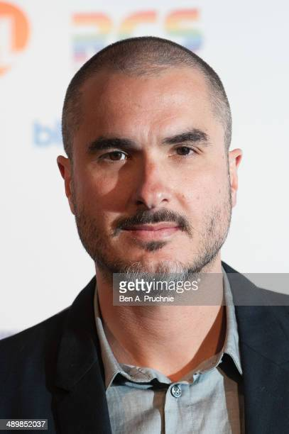 Zane Lowe attends The Radio Academy Awards at The Grosvenor House Hotel on May 12 2014 in London England