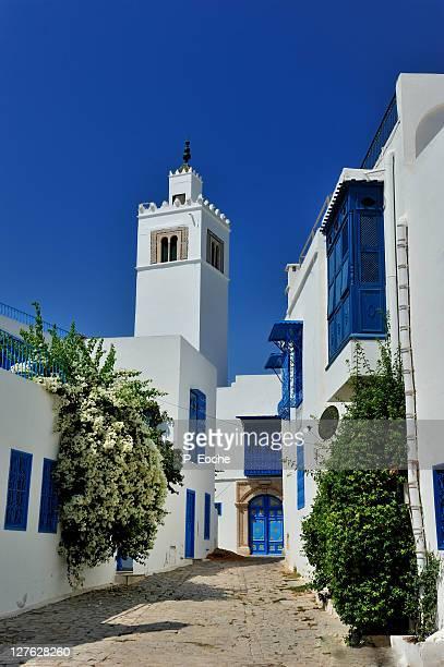 Zaou a mosque of Abu Said marabout El Beji