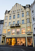 Zara Home store in Remigiusplatz Bonn Germany 08 September 2014 Bonn that offers many touristic attractions was founded in the first century BC as a...