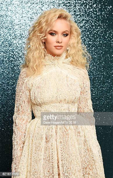 Zara Larsson attends the MTV Europe Music Awards 2016 on November 6 2016 in Rotterdam Netherlands