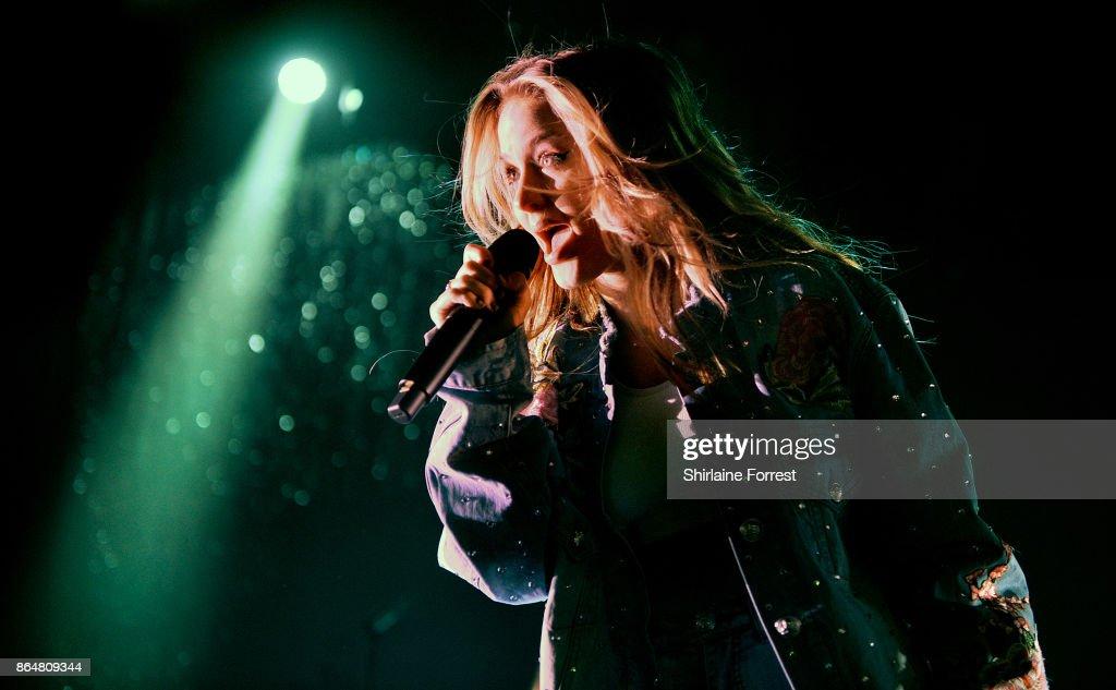 Zara Larsson Performs At The O2 Apollo