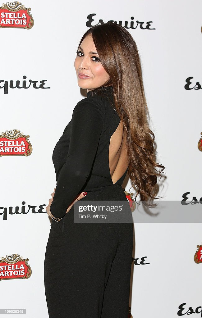Zara Martin attends Esquire's first summer party at Somerset House on May 29, 2013 in London, England.