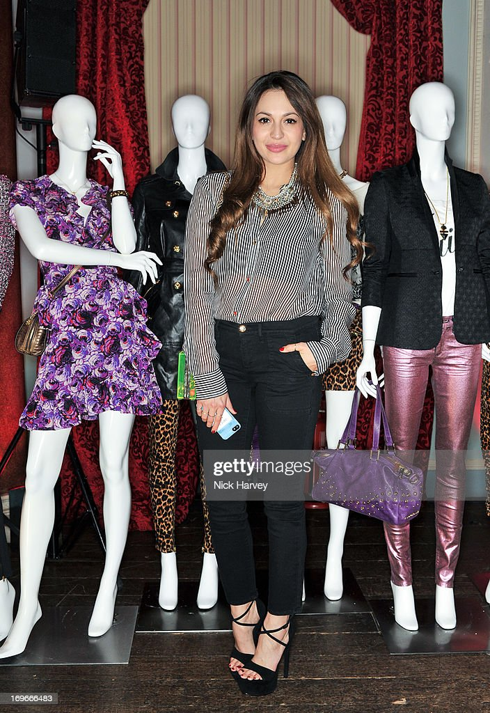 Zara Martin attends the Juicy Couture Fall 2013 Party at Home House on May 30, 2013 in London, England.