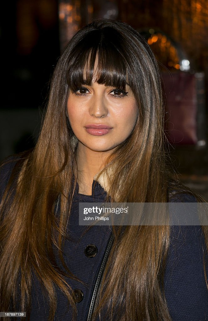 <a gi-track='captionPersonalityLinkClicked' href=/galleries/search?phrase=Zara+Martin&family=editorial&specificpeople=6550505 ng-click='$event.stopPropagation()'>Zara Martin</a> attends the launch of Skate at Somerset House on November 13, 2013 in London, England.