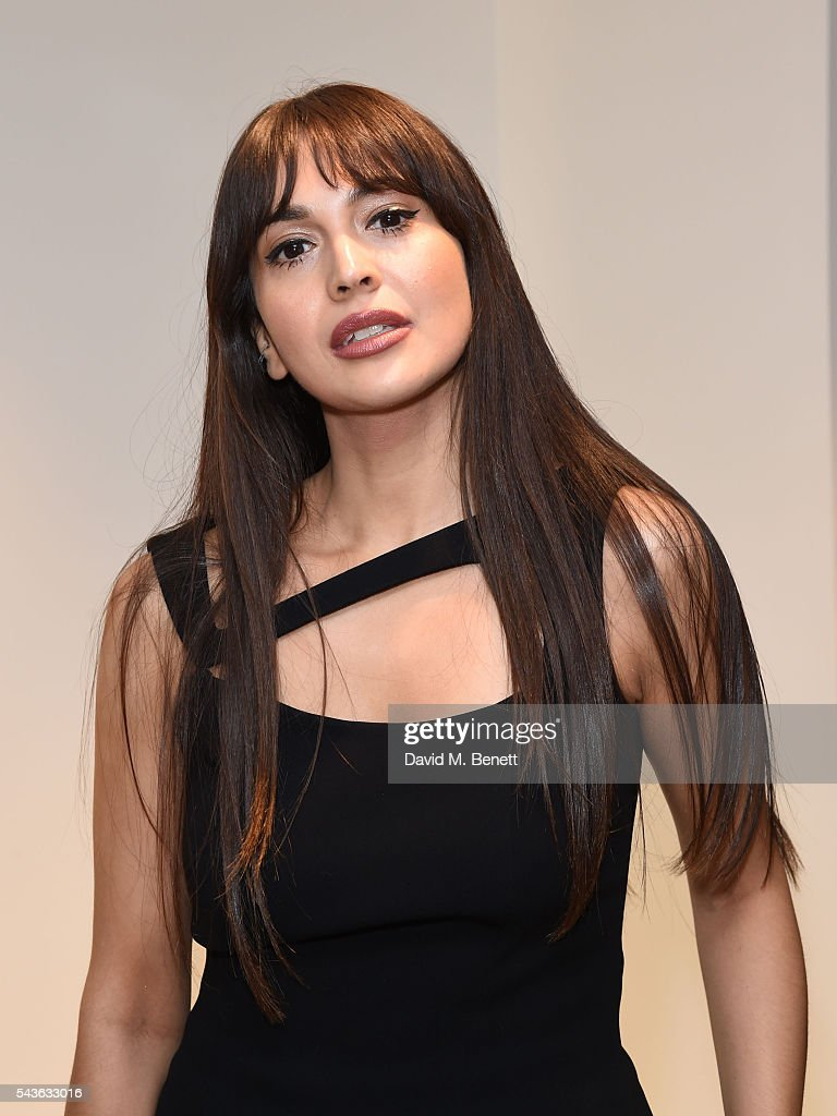 <a gi-track='captionPersonalityLinkClicked' href=/galleries/search?phrase=Zara+Martin&family=editorial&specificpeople=6550505 ng-click='$event.stopPropagation()'>Zara Martin</a> attends the RIMOWA London concept store VIP launch party on June 29, 2016 in London, England.