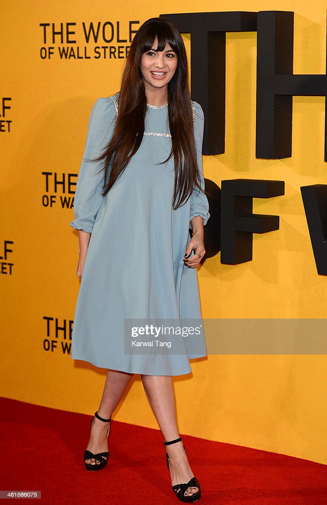 <a gi-track='captionPersonalityLinkClicked' href=/galleries/search?phrase=Zara+Martin&family=editorial&specificpeople=6550505 ng-click='$event.stopPropagation()'>Zara Martin</a> attends the UK Premiere of 'The Wolf Of Wall Street' at the Odeon Leicester Square on January 9, 2014 in London, England.