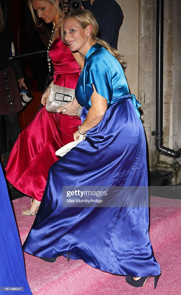 <a gi-track='captionPersonalityLinkClicked' href=/galleries/search?phrase=Zara+Phillips&family=editorial&specificpeople=161323 ng-click='$event.stopPropagation()'>Zara Phillips</a> attends the Boodles Boxing Ball at the Grosvenor House Hotel on September 21, 2013 in London, England.